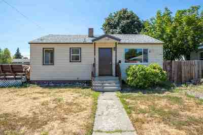 Single Family Home Ctg-Inspection: 1726 E Joseph Ave