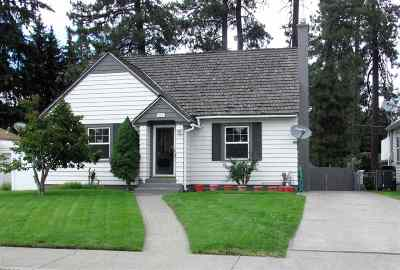 Single Family Home For Sale: 214 W 29th Ave