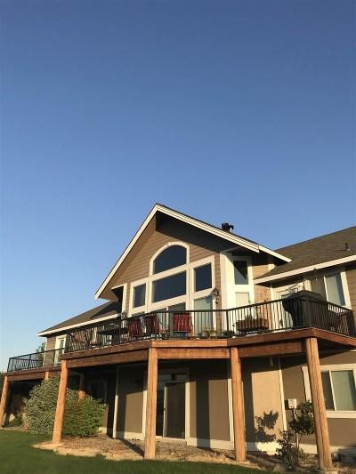 Mead Single Family Home For Sale: 11010 E Mt. Spokane Park Dr