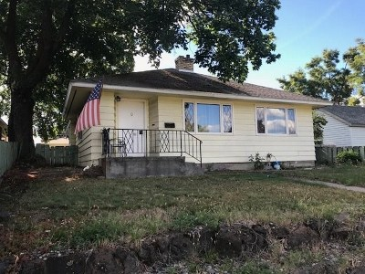 Spokane Single Family Home For Sale: 4307 N Maple St