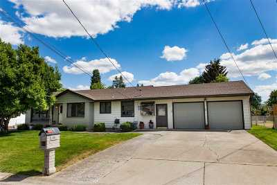 Spokane Valley Single Family Home New: 10918 E Mallon Ave