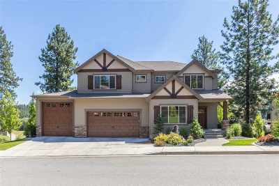 Spokane, Spokane Valley Single Family Home For Sale: 4317 S St Joe Ln