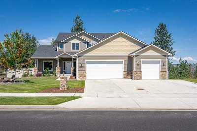 Spokane Single Family Home New: 10503 N Alberta Cir