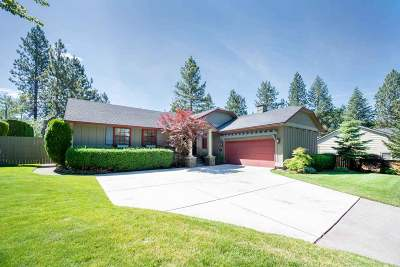 Spokane, Spokane Valley Single Family Home For Sale: 1532 E Pinecrest Rd