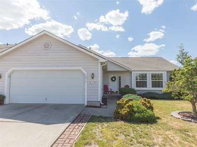 Spokane Valley Single Family Home New: 1611 N Harmony Ln
