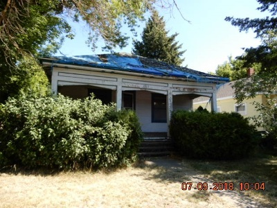 Spokane Single Family Home For Sale: 2303 E 4th Ave
