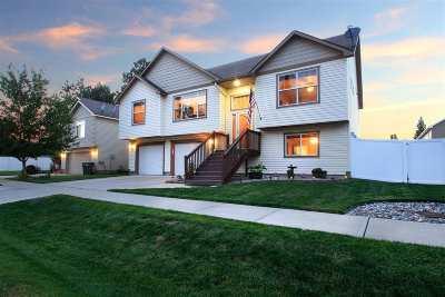 Spokane Valley Single Family Home New: 11615 E 41st Ave