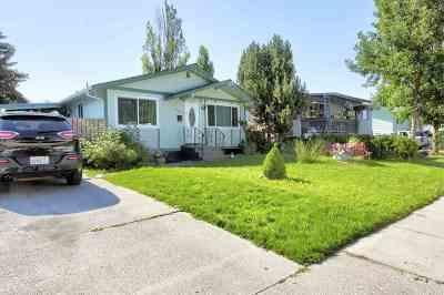 Spokane Single Family Home For Sale: 2807 N Smith Ave