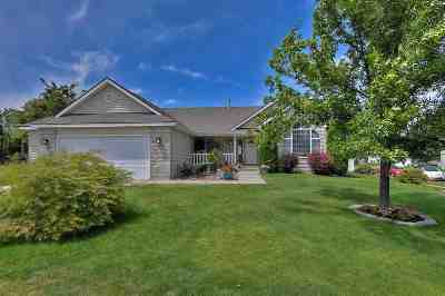 Spokane Valley WA Single Family Home Ctg-Inspection: $275,000