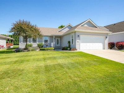 Spokane Valley Single Family Home New: 2607 S Sunnybrook Ln