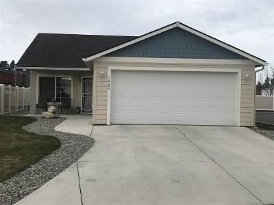 Spokane County Single Family Home New: 608 S Margaret