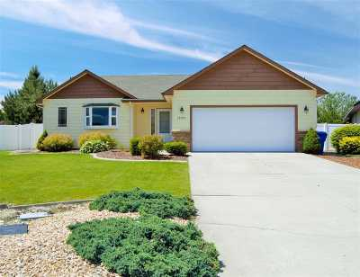 Spokane Valley Single Family Home New: 18710 E Baldwin Ct