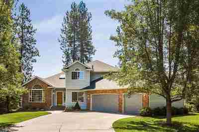 Spokane Single Family Home New: 1210 E Blue Heron Ct