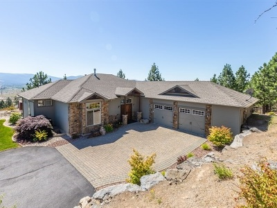 Otis Orchards WA Single Family Home New: $695,000