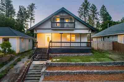Spokane Single Family Home New: 719 E 9th Ave