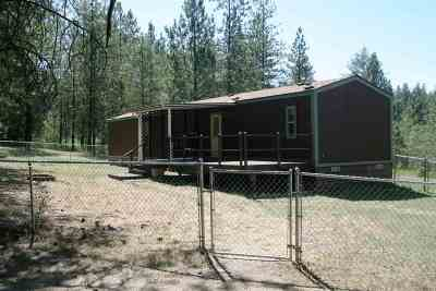 Tumtum Mobile Home For Sale: 5322 Happy Hill Rd