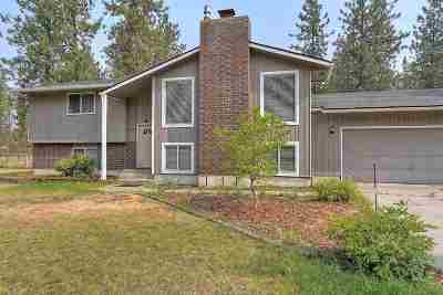 Nine Mile Falls WA Single Family Home For Sale: $280,000