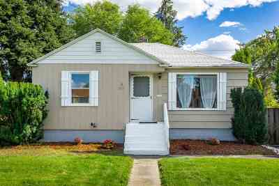 Spokane WA Single Family Home New: $184,900
