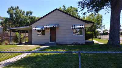 Spokane Single Family Home New: 5318 N Lidgerwood St