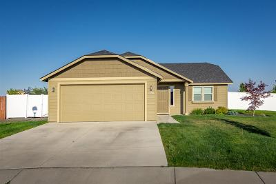 Spokane WA Single Family Home New: $240,000