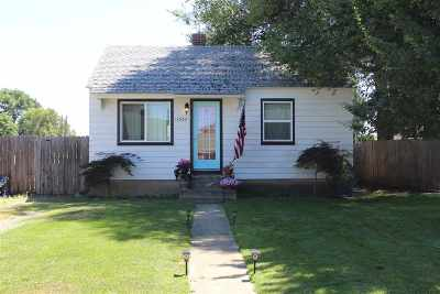 Spokane Valley WA Single Family Home Ctg-Inspection: $159,900