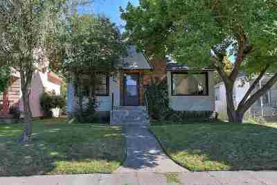 Spokane WA Single Family Home New: $190,000