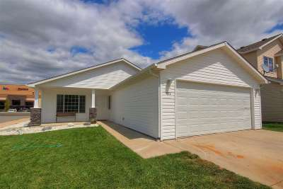 Spokane WA Single Family Home New: $179,000