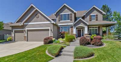 Spokane Valley WA Single Family Home Ctg-Inspection: $424,000
