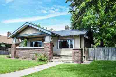 Spokane Single Family Home New: 1101 E Illinois Ave