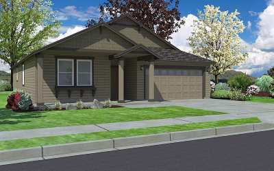 Spokane Valley WA Single Family Home New: $344,990