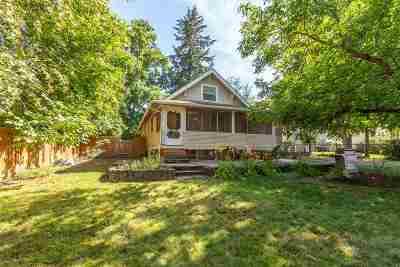 Spokane Single Family Home New: 3117 E 18th Ave