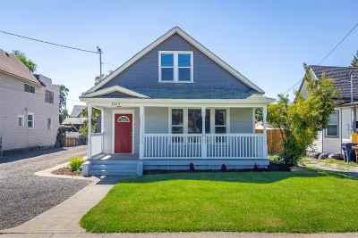 Spokane County Single Family Home New: 2413 N Dakota St