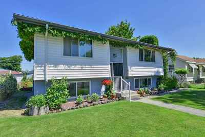 Spokane Single Family Home New: 1807 E Liberty Ave