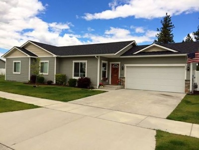 Spokane Single Family Home Ctg-Inspection: 8716 W Campus Dr
