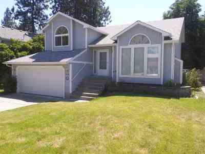 Spokane Single Family Home For Sale: 4248 E 26th Ave