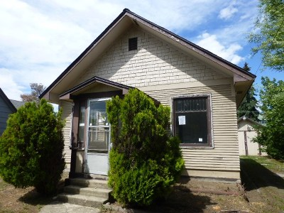 Single Family Home New: 5011 N Cook St