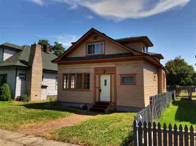spokane Multi Family Home New: 524 E Ermina Ave