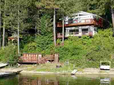 Spokane County, Stevens County Single Family Home New: 4110 #62 Tamarack Bay Rd