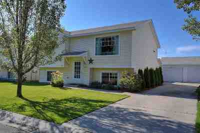 Spokane Valley WA Single Family Home New: $235,000