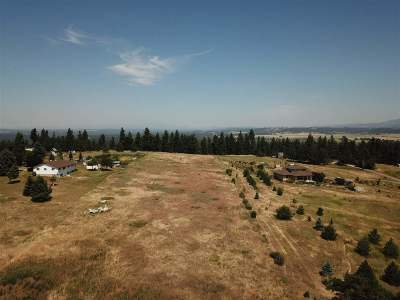 spokane Residential Lots & Land New: 5203 E Orchard Rd