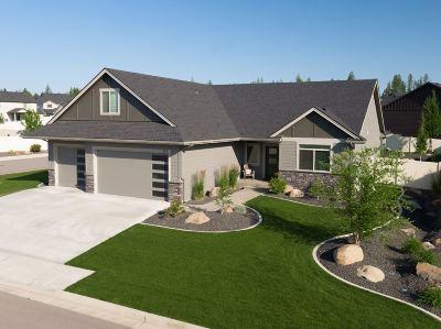Spokane Single Family Home New: 905 W Basalt Ridge Dr
