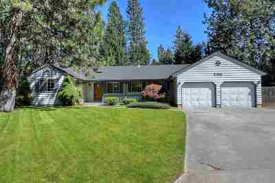 Spokane County Single Family Home New: 9832 N Glenwood Ct