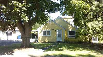 Spokane Valley WA Single Family Home New: $155,000