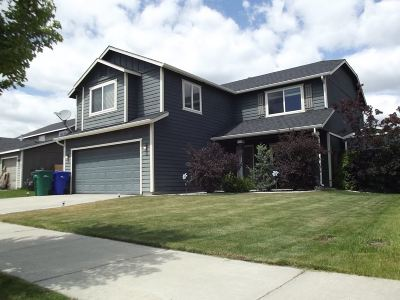 Spokane County Single Family Home New: 12506 W 2nd Ave