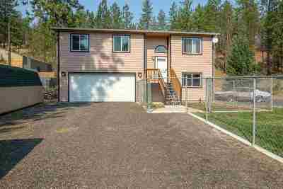 Nine Mile Falls WA Single Family Home New: $249,900