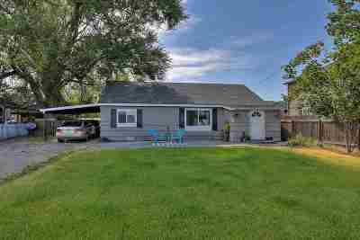 Spokane County Single Family Home New: 316 S Blake Rd