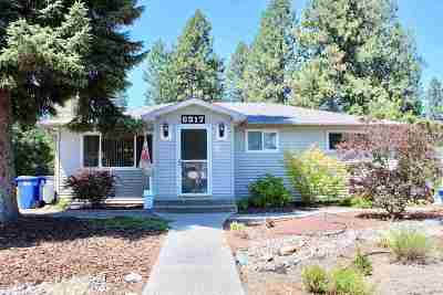 Spokane County Single Family Home New: 6517 N Normandie St