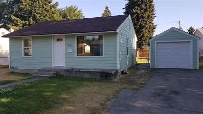 Spokane Single Family Home New: 2615 W Decatur Ave