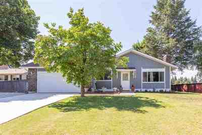 Spokane County Single Family Home New: 2308 E 61st Ave