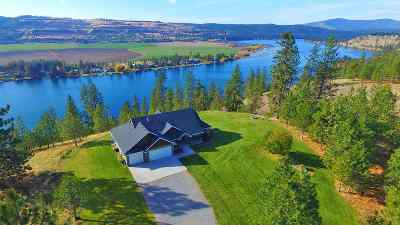 Nine Mile Falls WA Single Family Home New: $650,000